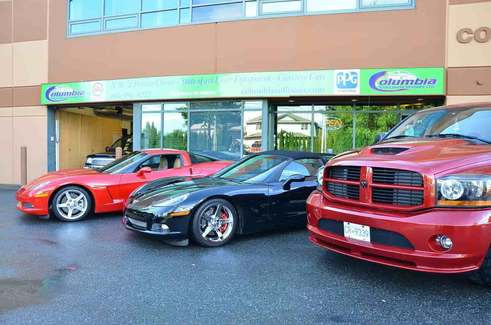 Drive-Thru Services for Your Automotive Repairs in Surrey, BC